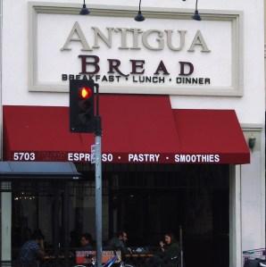 Antigua Bread Exterior