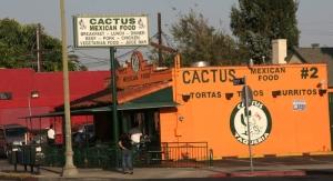 Cactus Mexican Food #2 Exterior