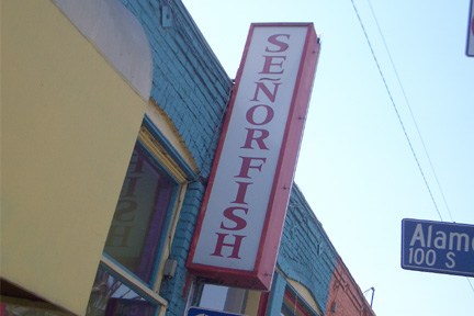 Senor Fish Exterior