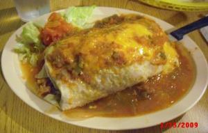 El Tepeyac Burrito