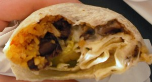 Gallegos Burrito