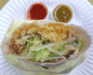 Ricos Tacos Burrito