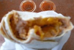 Rosa Maria's Burrito