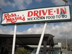 Rosa Maria's Sign