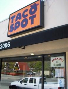 Taco Spot Exterior