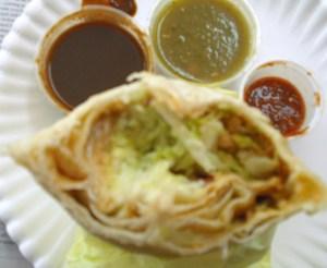 Burrito Express Burrito