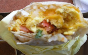 Lucky Boy Burrito