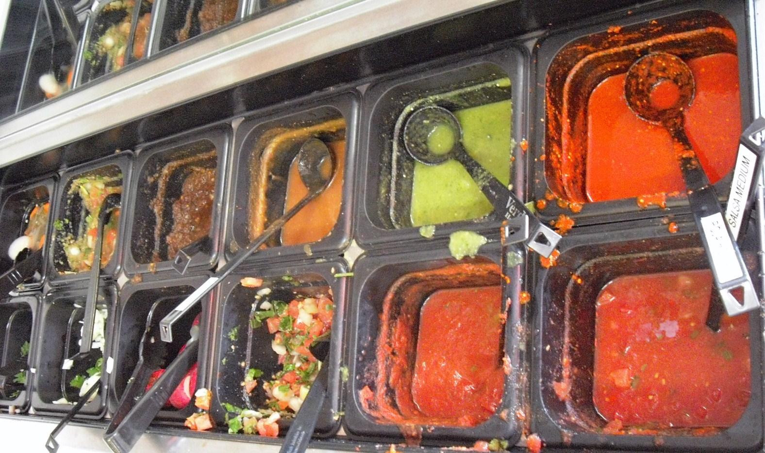 Poquito Mas Salsa Bar Burrito Wisdom A Vegetarian Burrito Quest Www Burritowisdom Com Poquito mas messed up my order. poquito mas salsa bar burrito wisdom