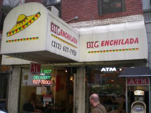 Big Enchilada Exterior