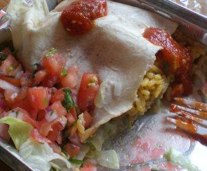 Paquitos Burrito