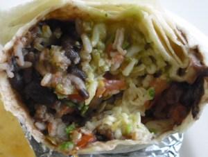 Julio's Burrito