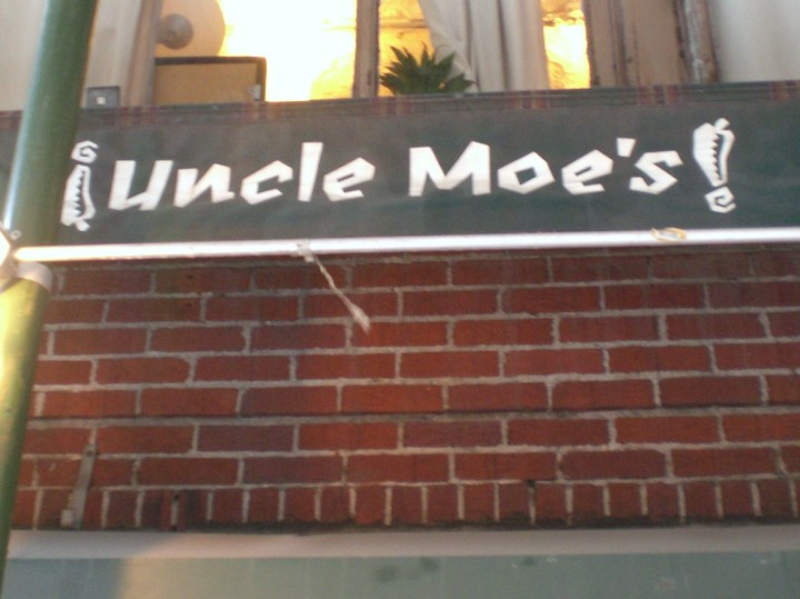 Uncle Moe's Exterior