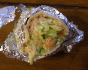 Los Jalapenos Burrito