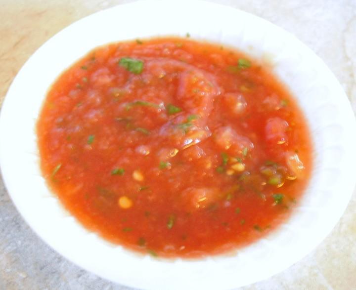 El Tarasco Salsa