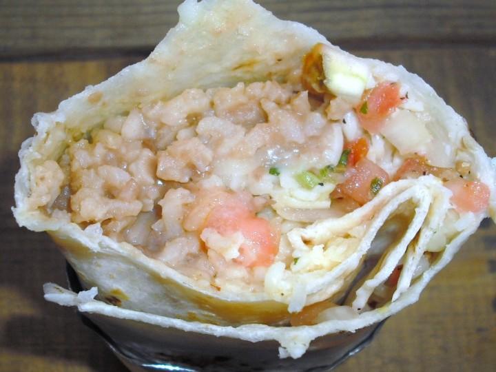 El Chile Burrito