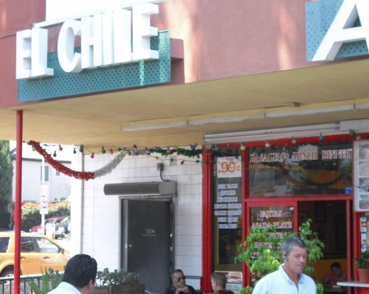 El Chile Exterior
